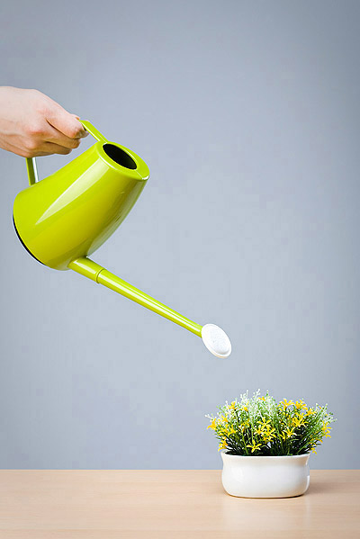Watering bucket holding material 24374