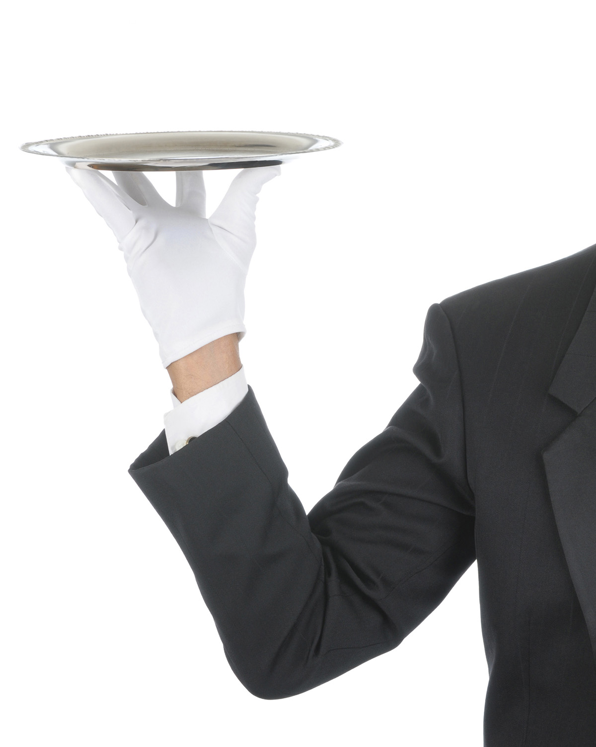 Waiter tray position 29347
