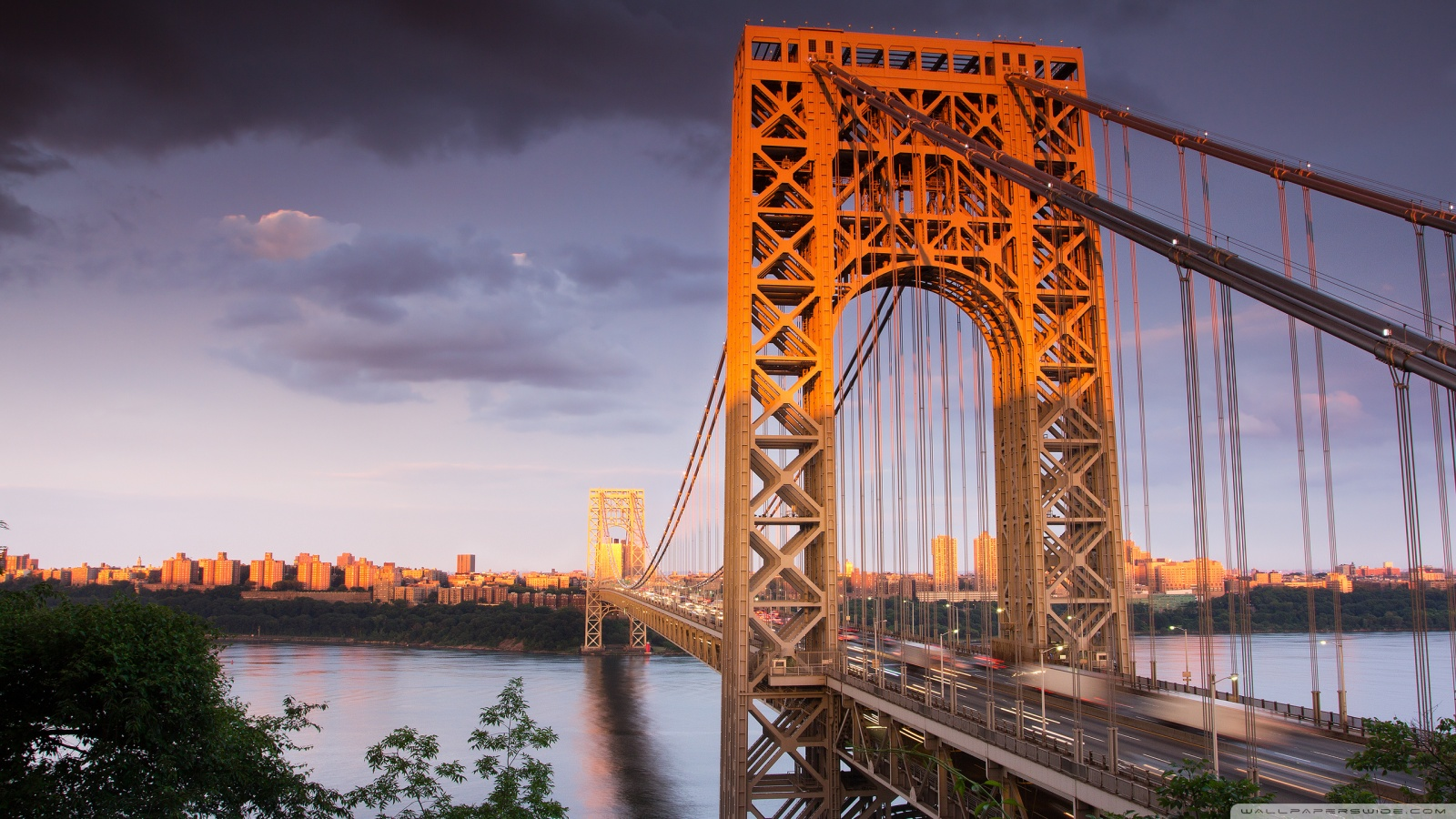 George Washington Bridge Wallpaper 49505