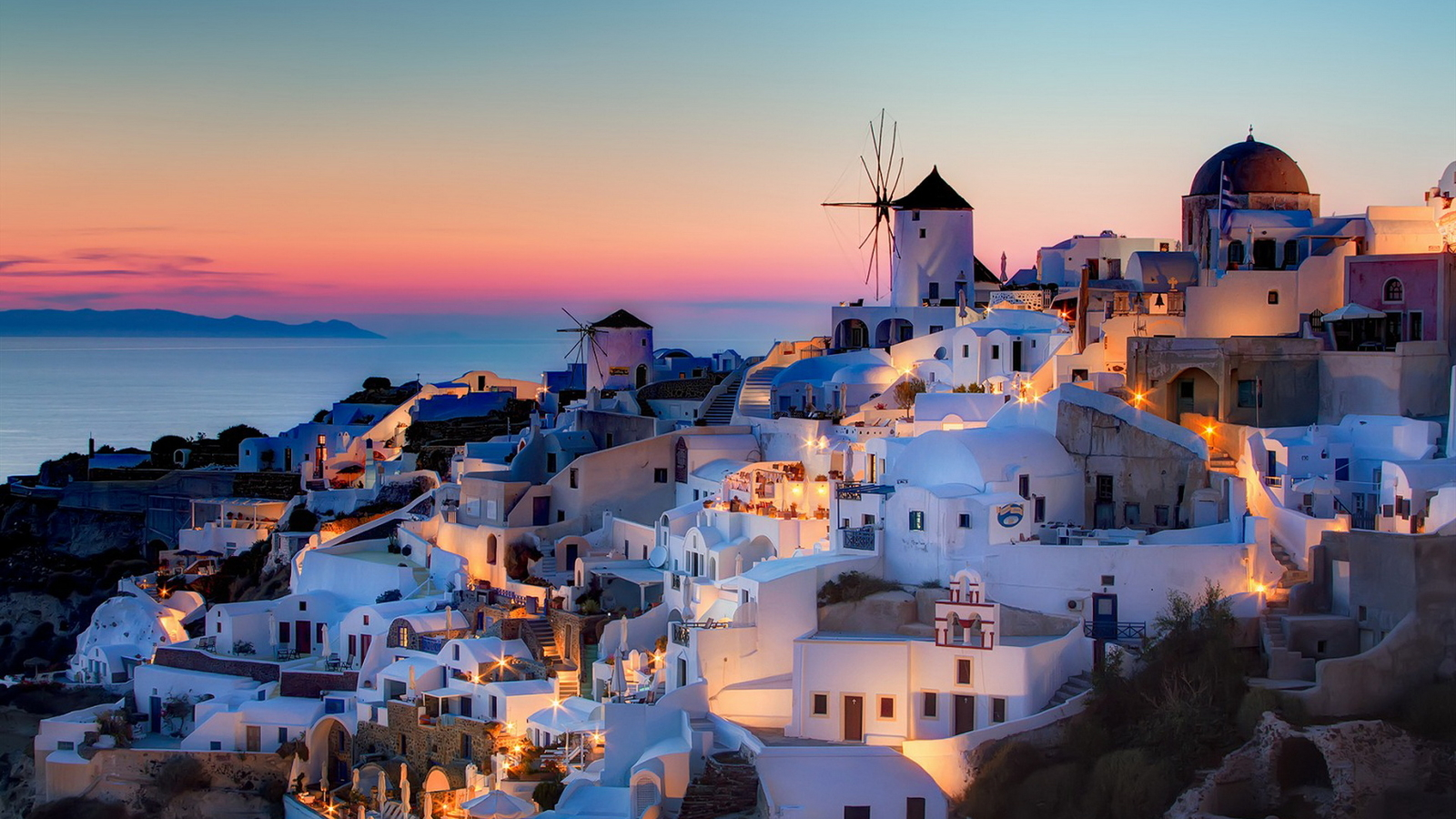 Santorini beautiful wallpaper 49567