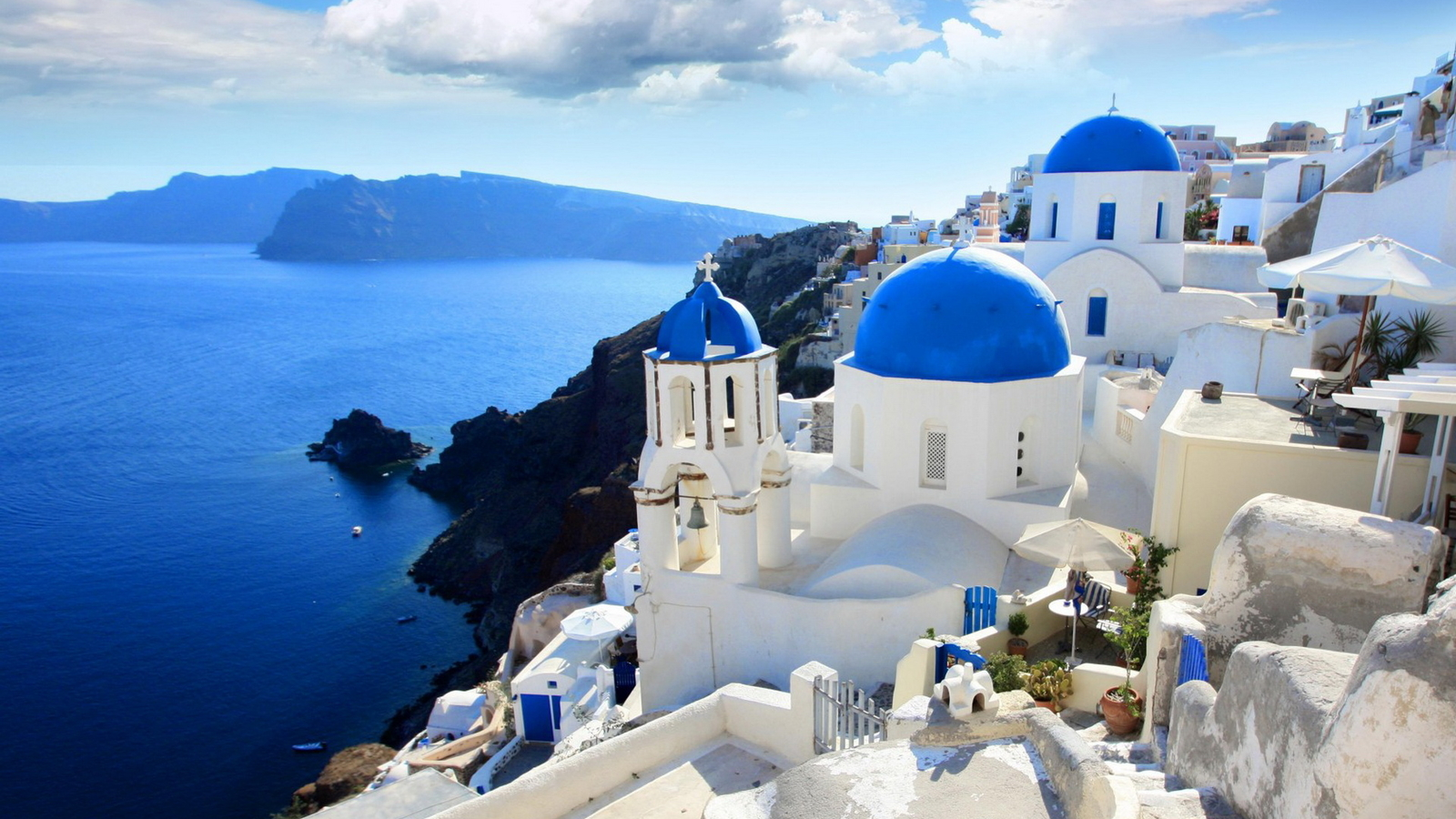 Santorini beautiful wallpaper 49655