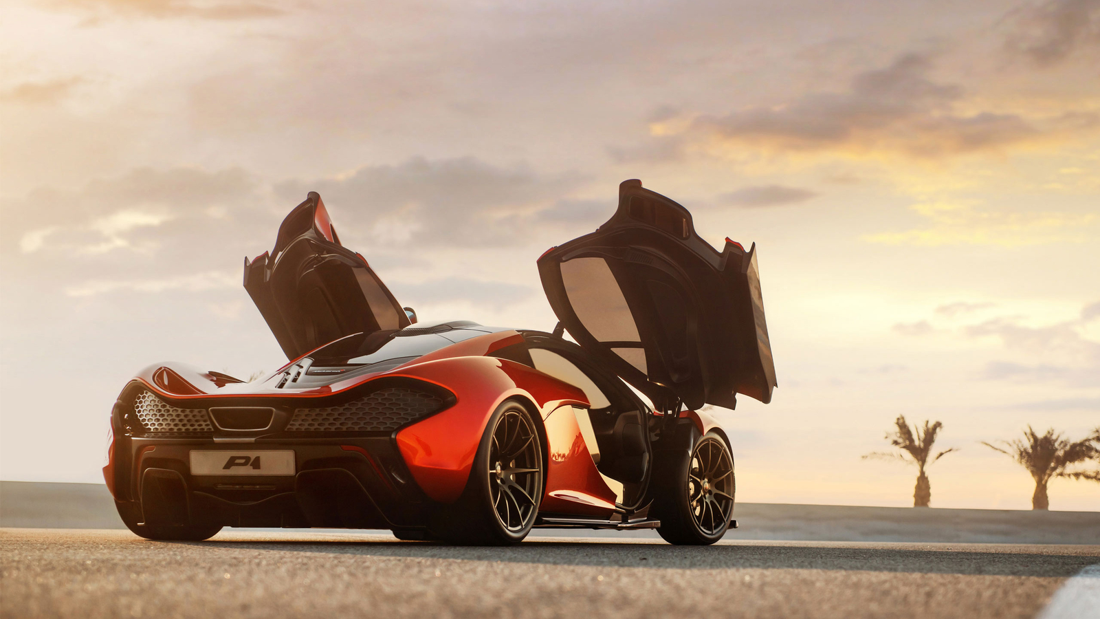 McLaren supercar wallpaper download 49720