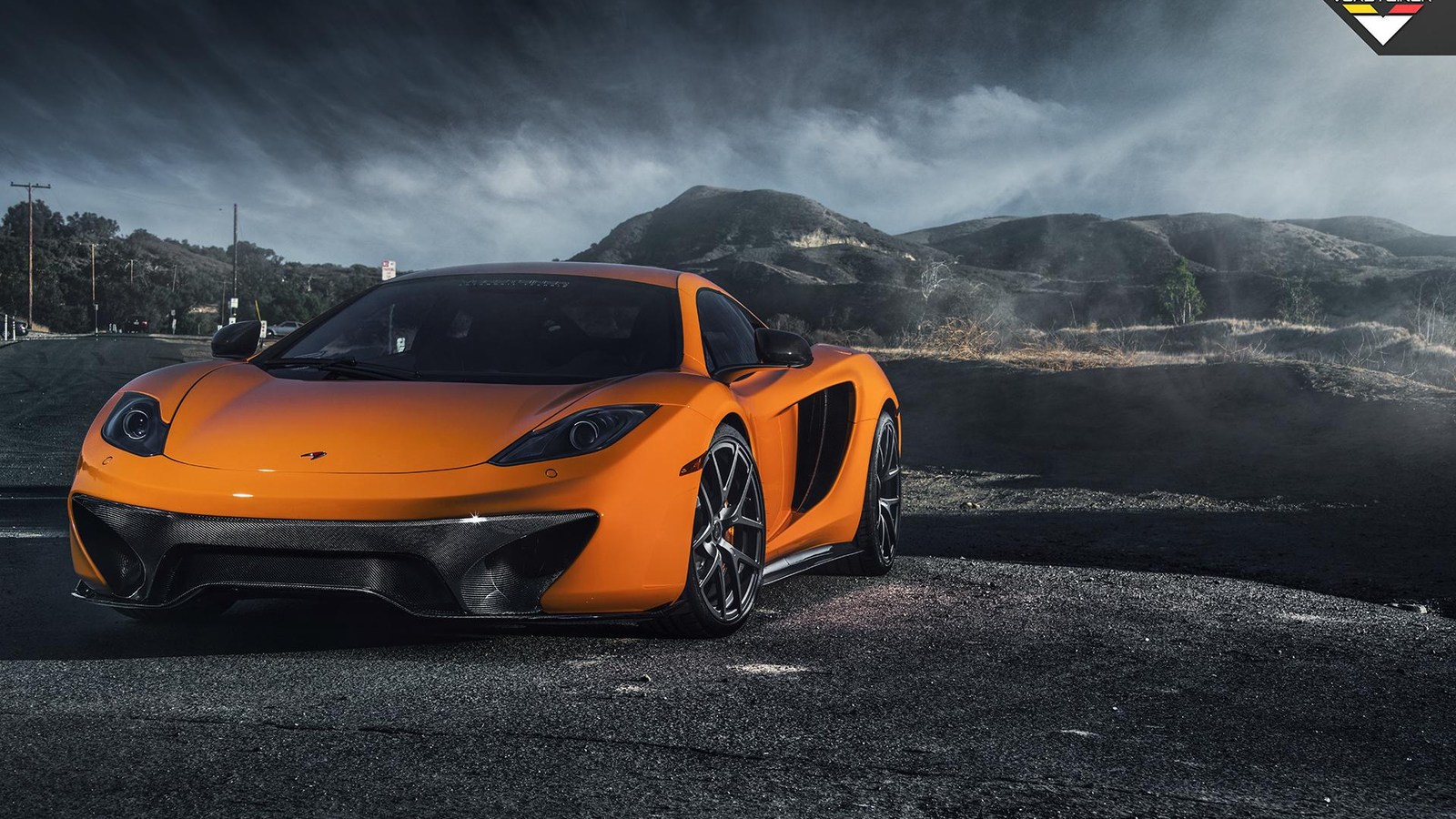 McLaren supercar wallpaper download 49730