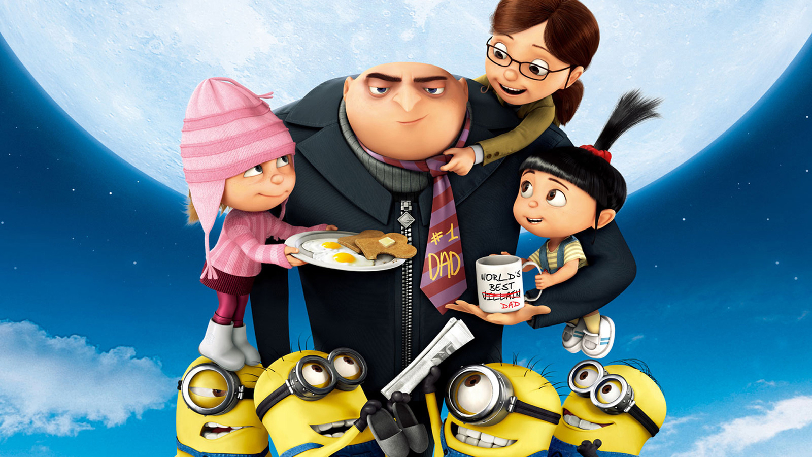 """Despicable Me"" computer wallpaper 49736"