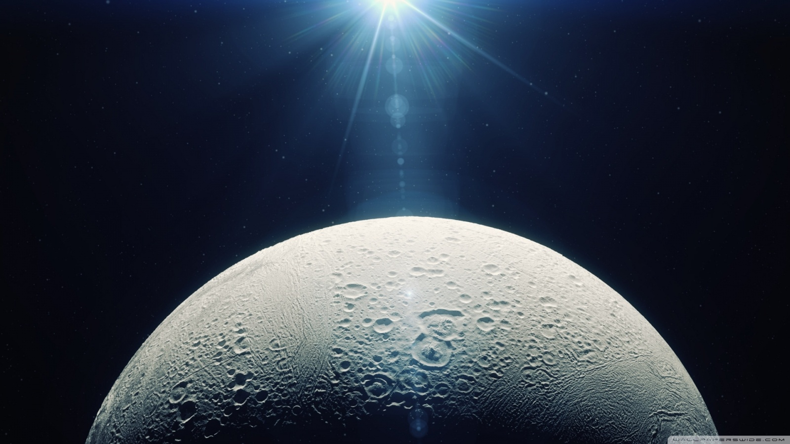 Space Moon 49765
