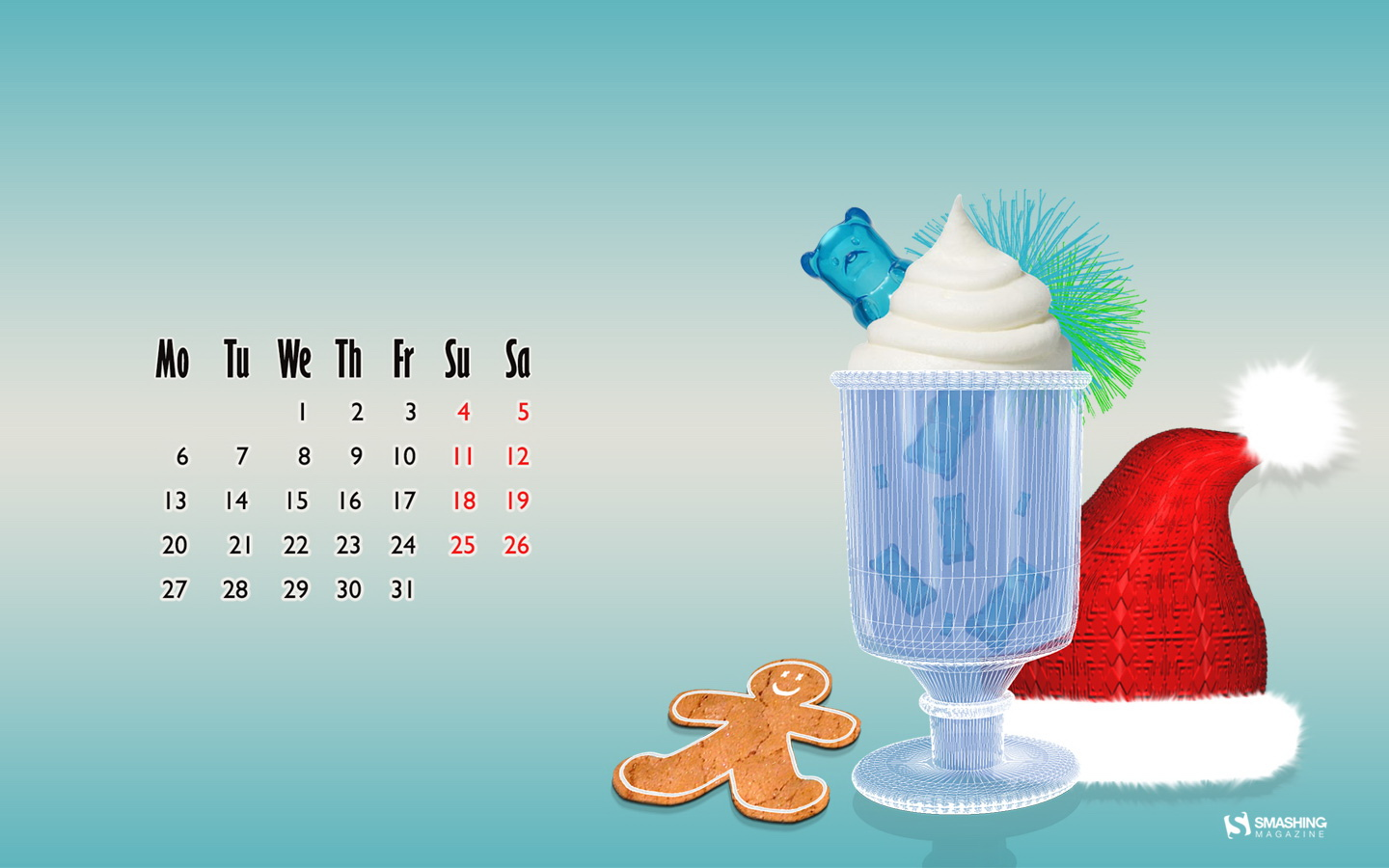 In January Calendar Wallpaper 49811