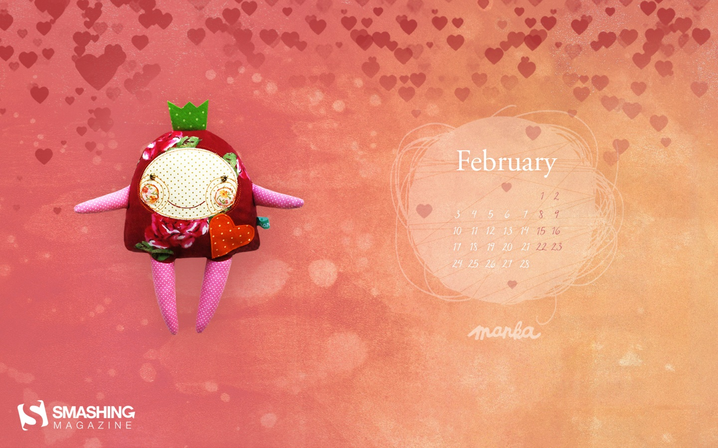 In January Calendar Wallpaper 49869