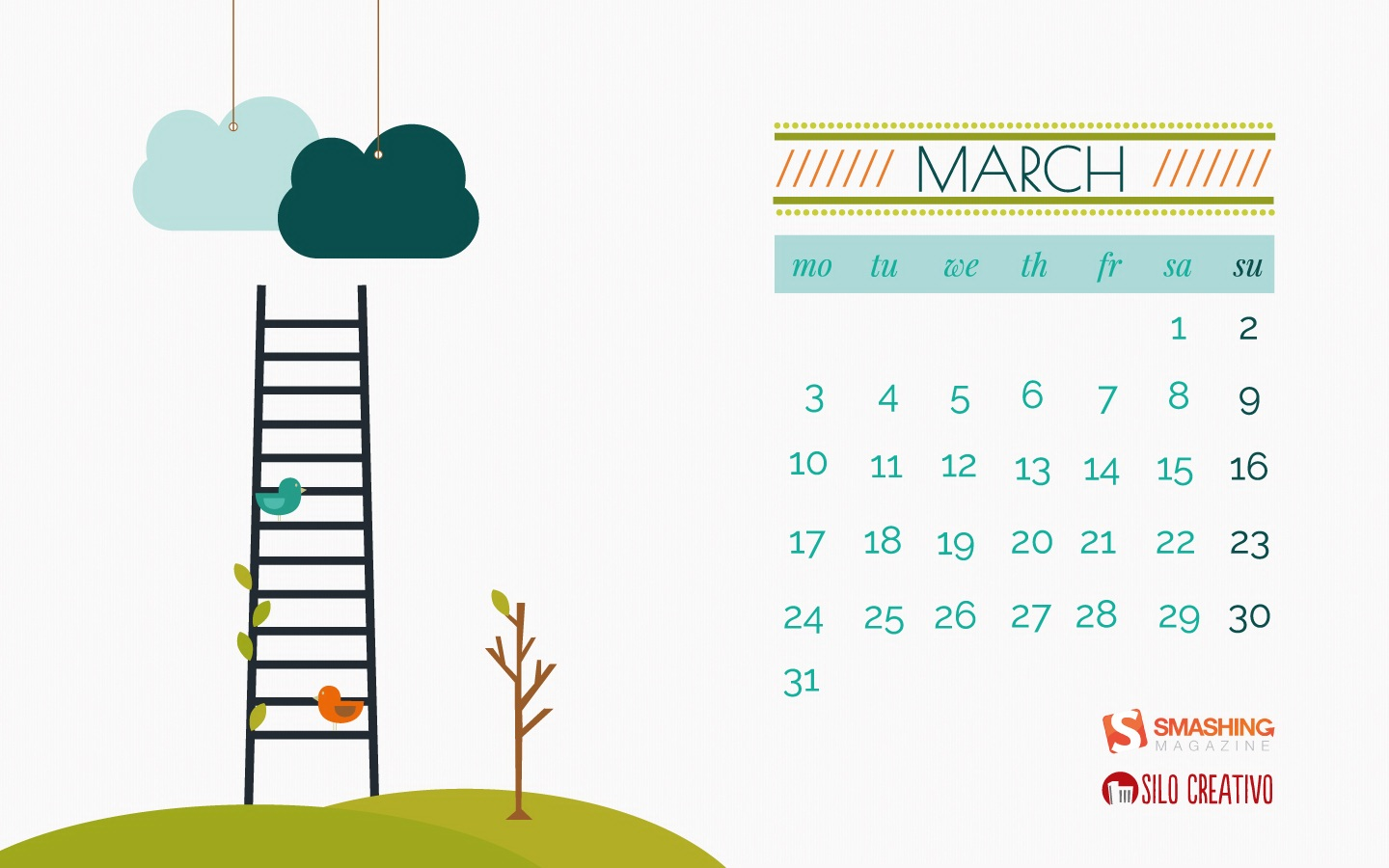 In January Calendar Wallpaper 50038