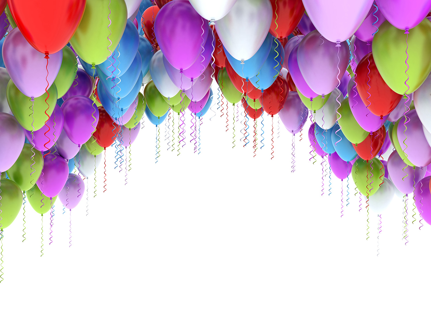 Colorful balloons 50054