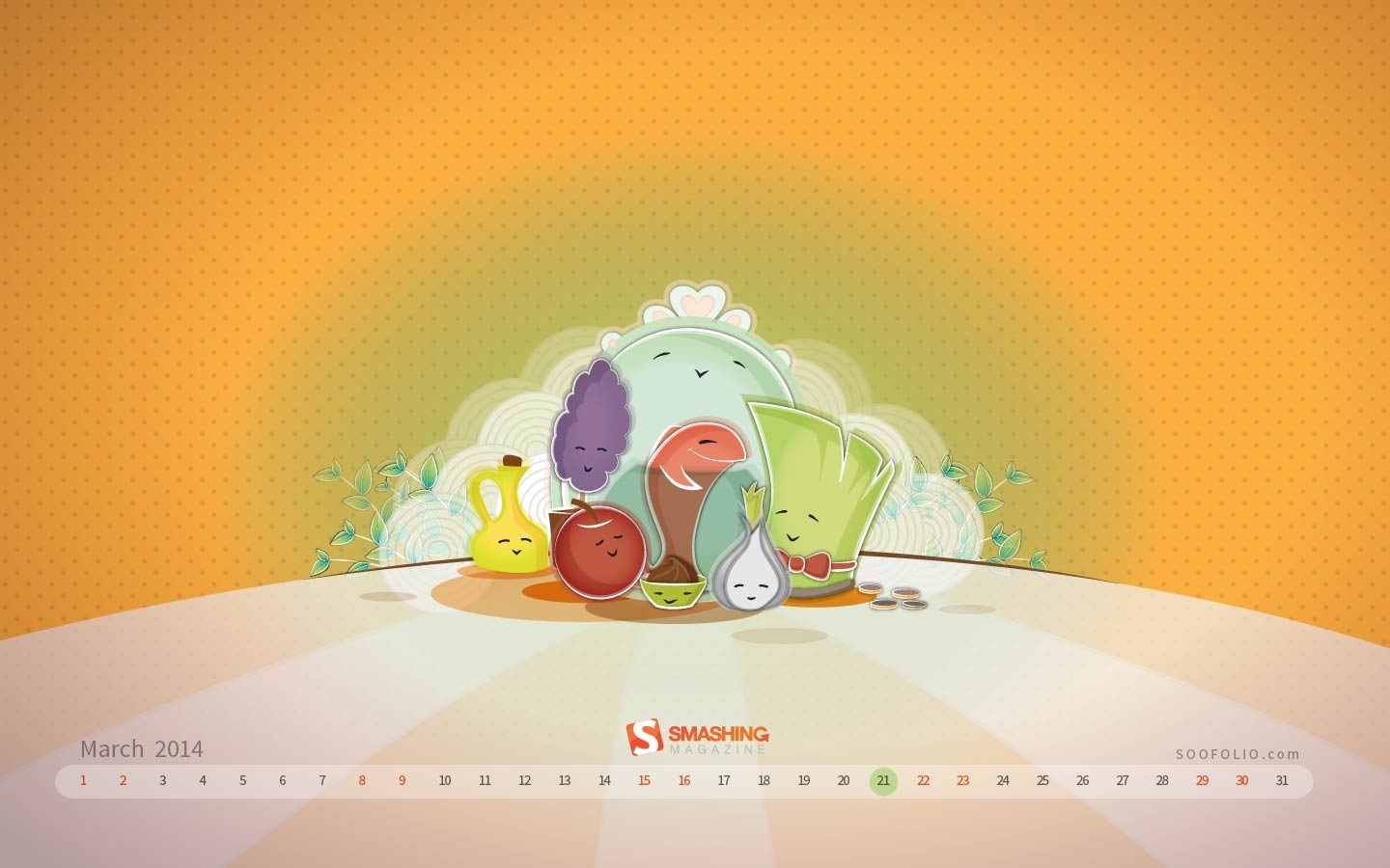In January Calendar Wallpaper 50111