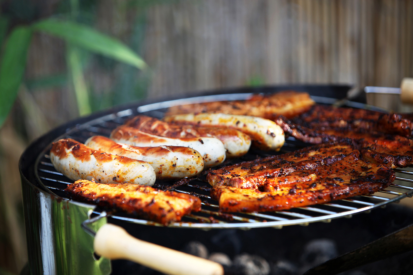 Grill delicious food 50164