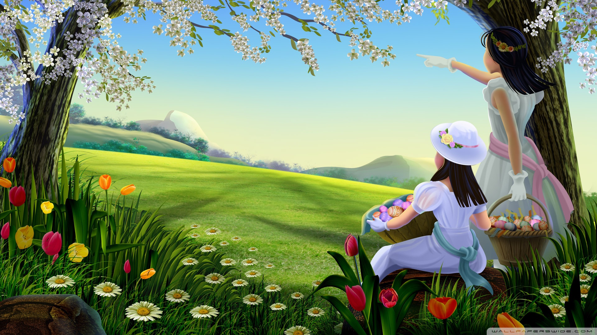 Easter Wallpaper 50306