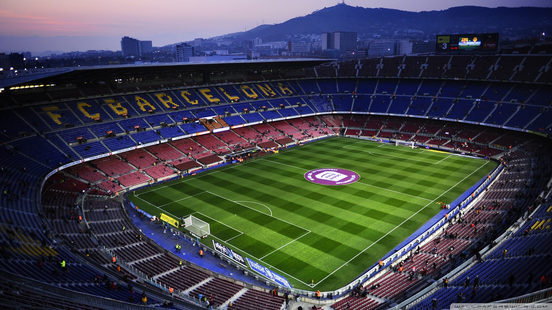 Camp Nou stadium in Barcelona, ​​Spain 50417