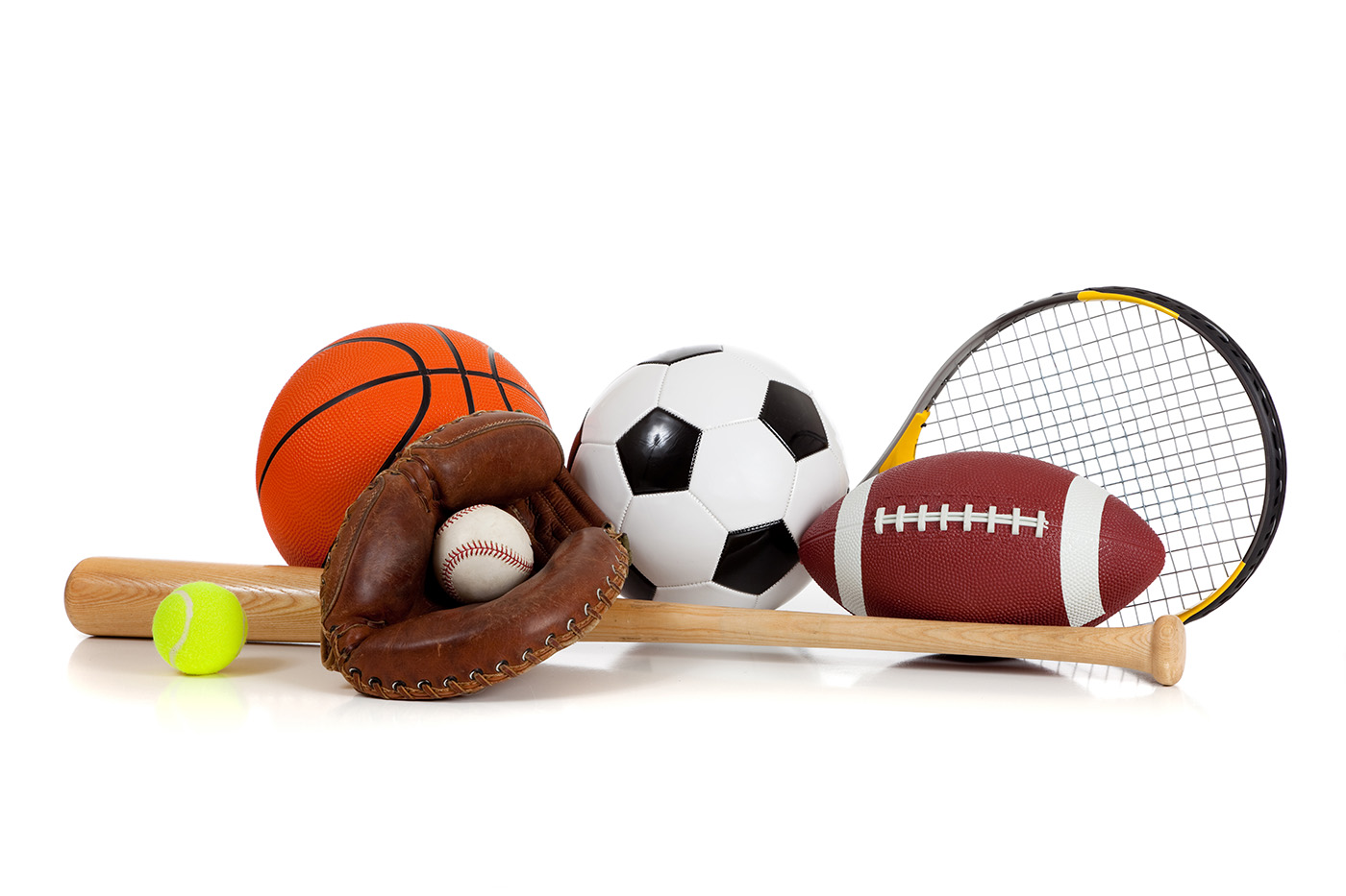 Baseball football and other sporting goods 50421