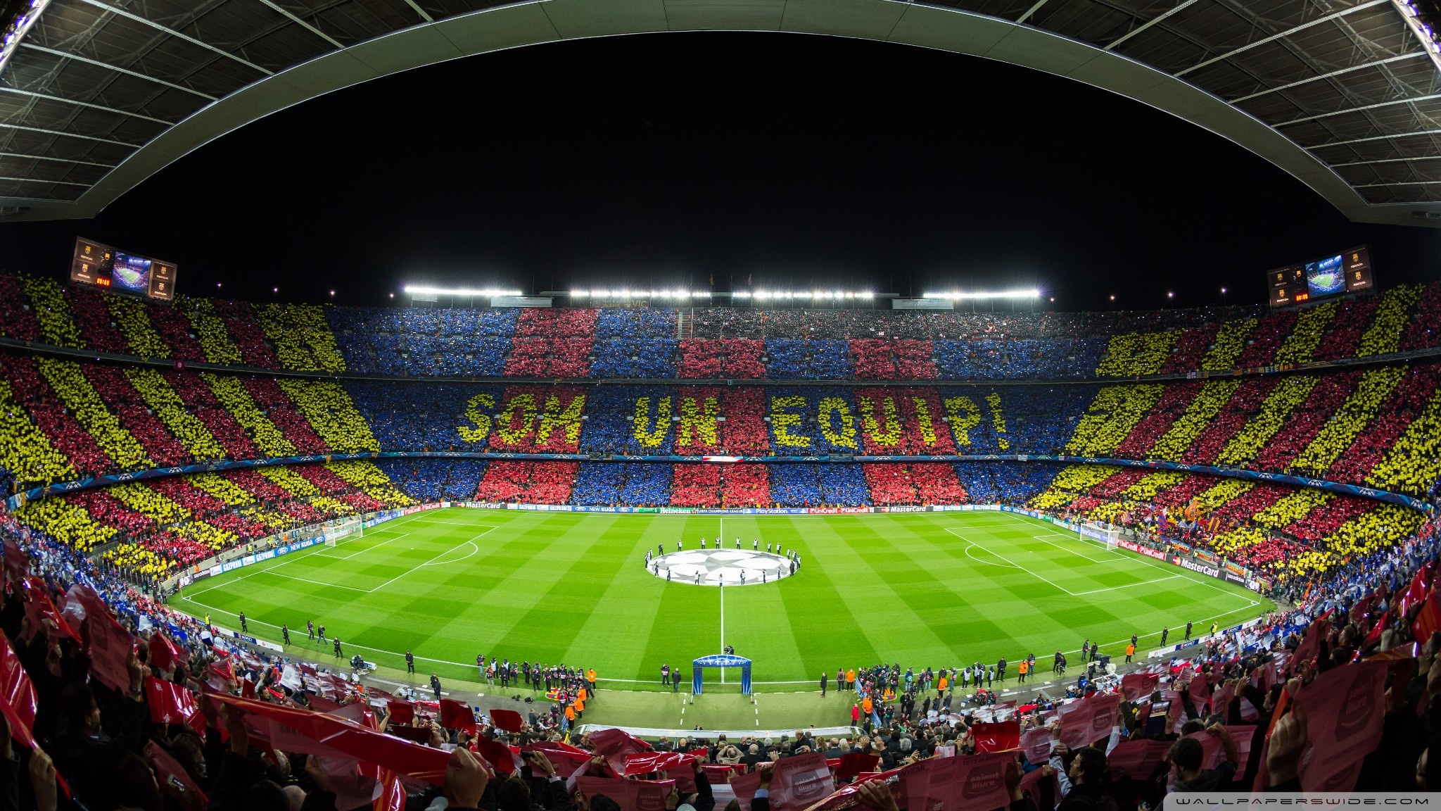Barcelona's Camp Nou stadium 50526
