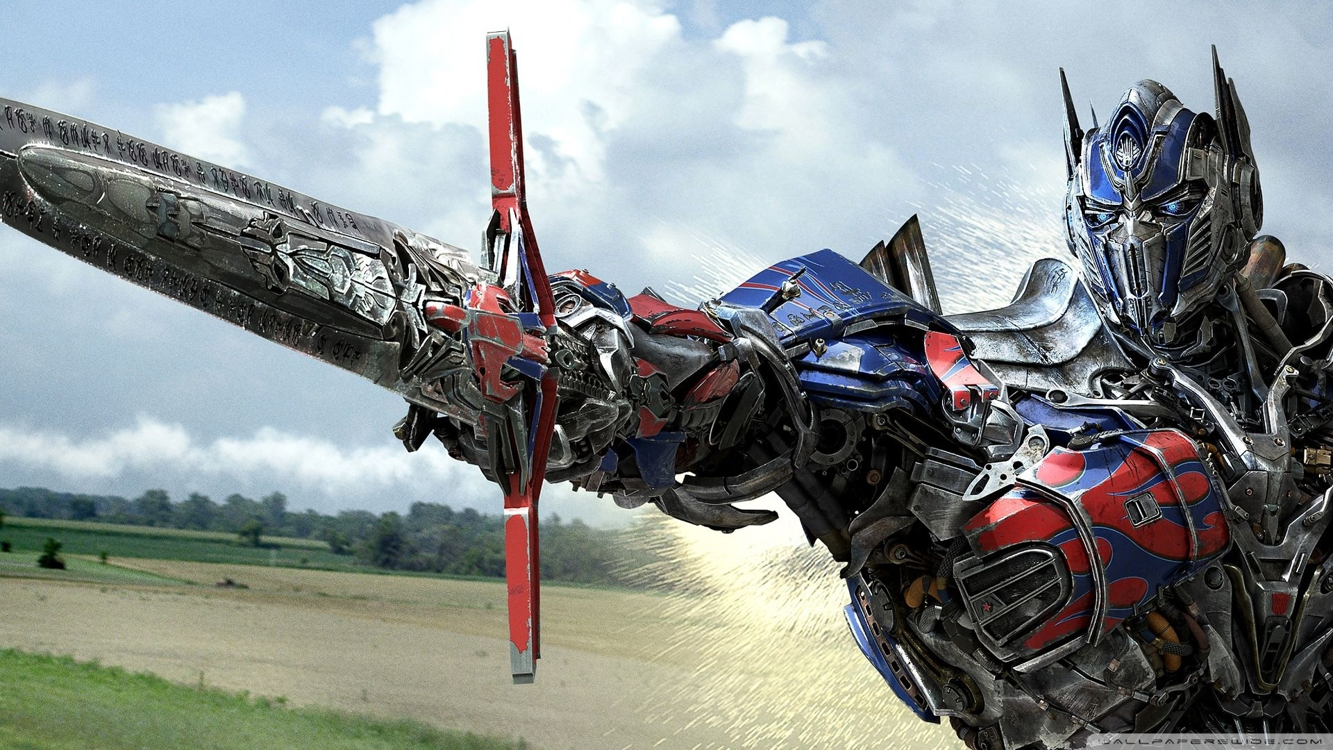 Transformers Desktop Wallpaper 50732