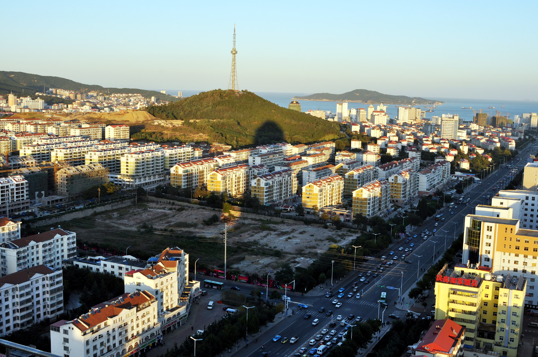 Weihai Guzhai district panorama 50762