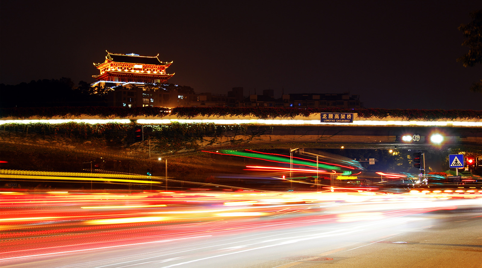 Fuzhou Pingshan Zhenhai bright lights 50781