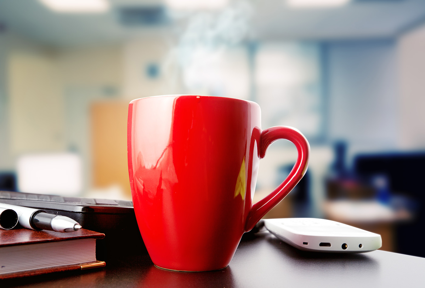 Red coffee cup 50908