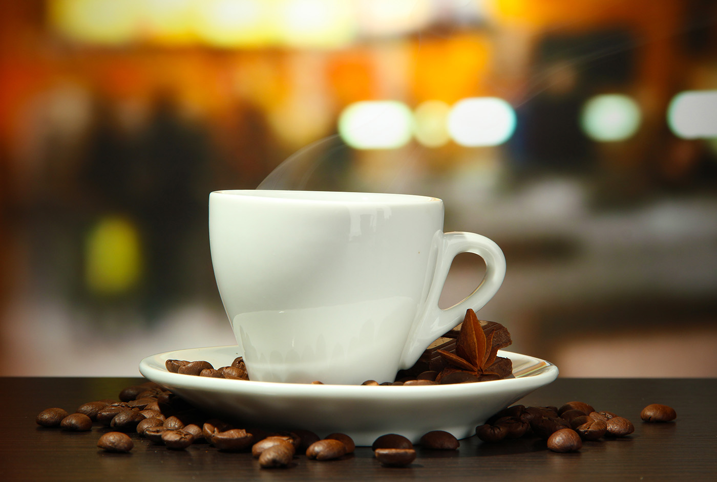 White coffee cup 50914