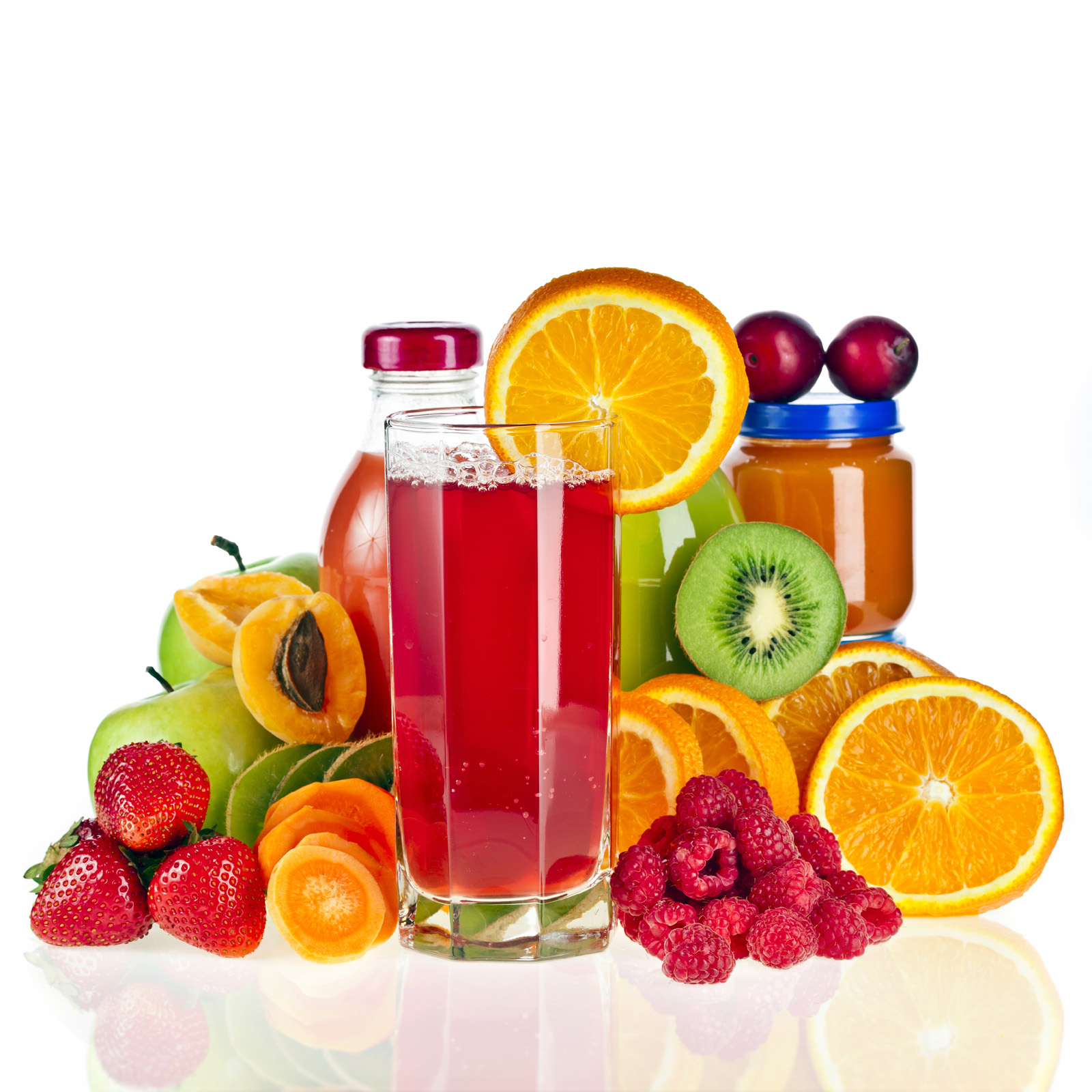 Cut fruit and juice cup 51011