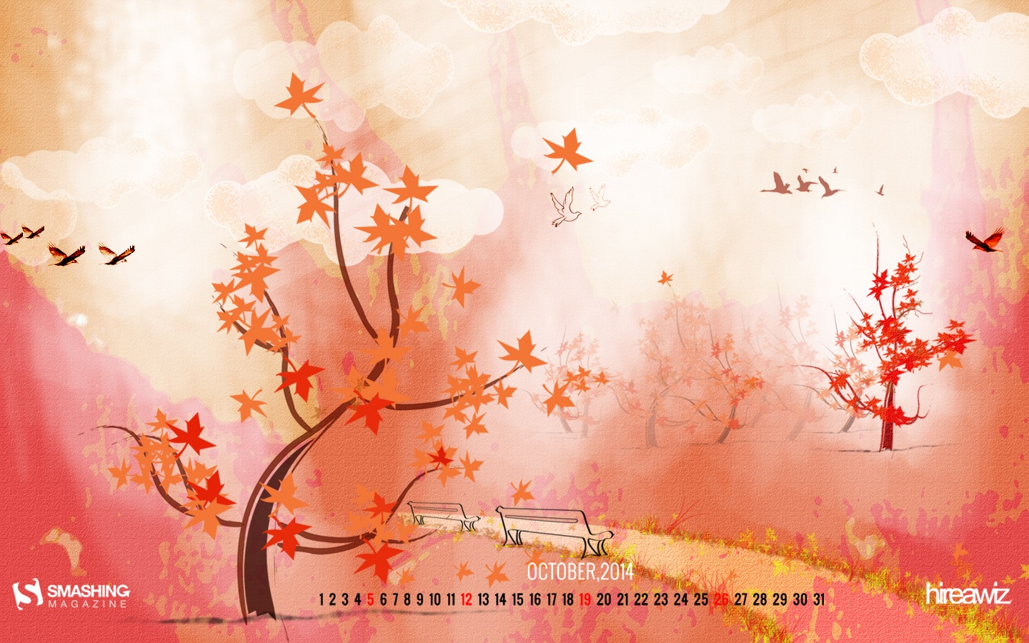 In January Calendar Wallpaper 51017