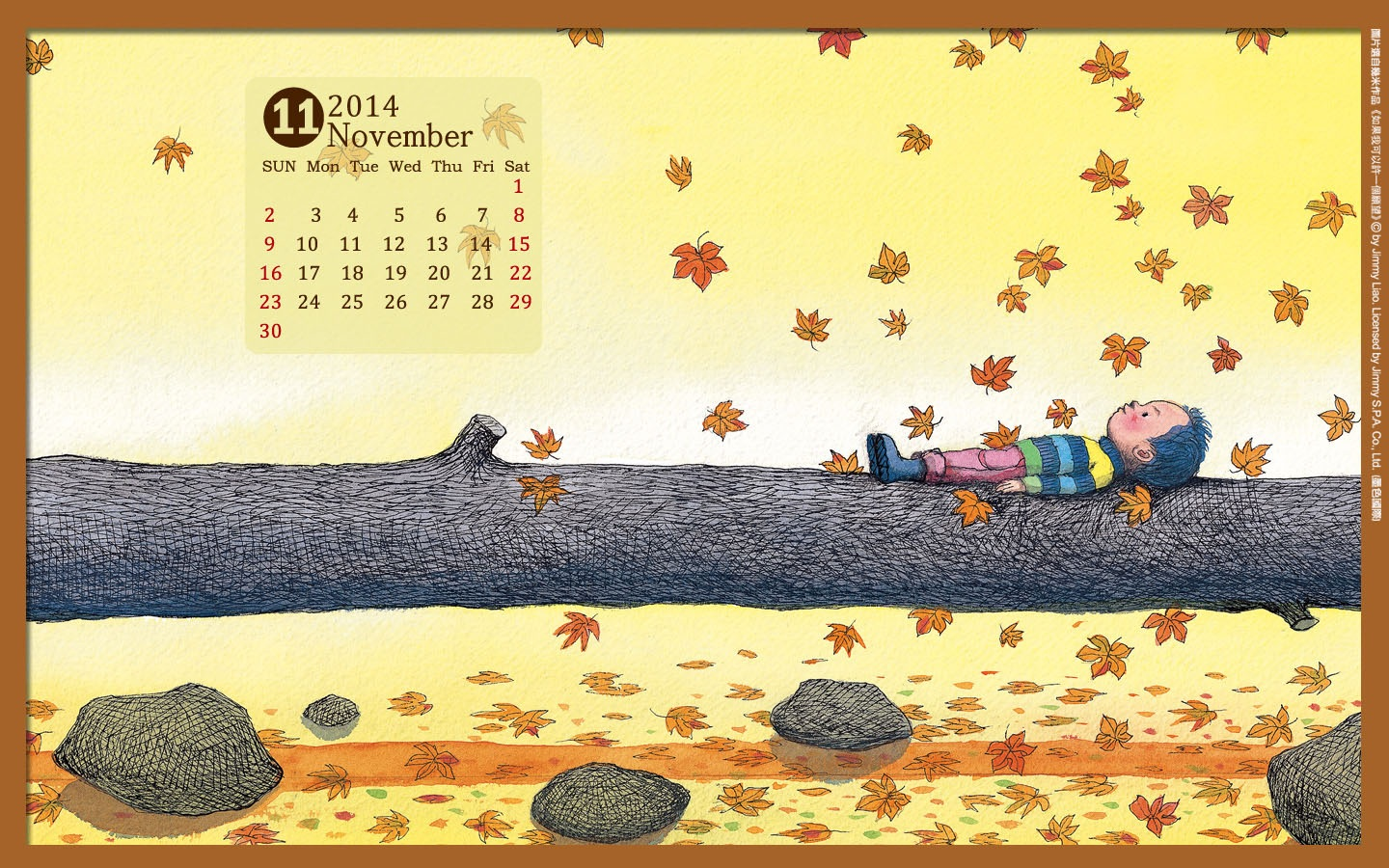 In January Calendar Wallpaper 51117