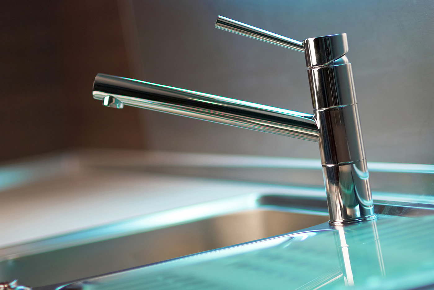 Stainless Steel Faucet 51118