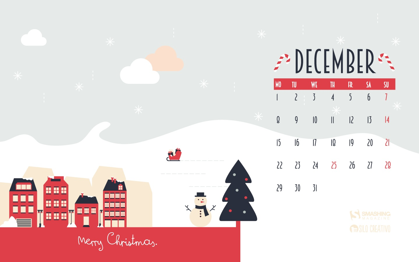 In January Calendar Wallpaper 51158