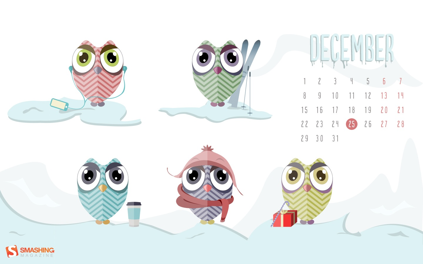 In January Calendar Wallpaper 51172
