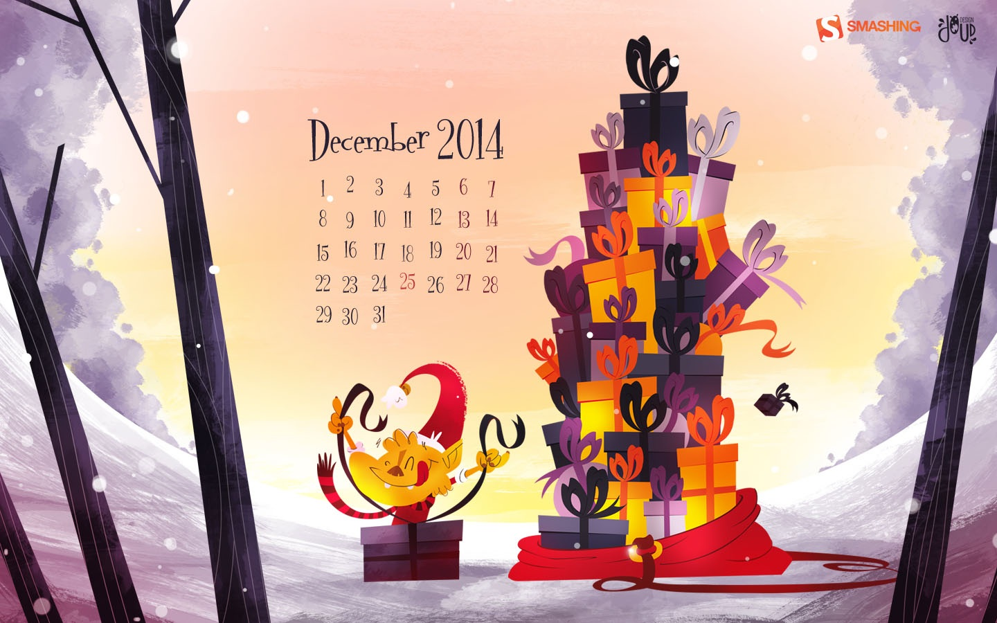 In January Calendar Wallpaper 51176