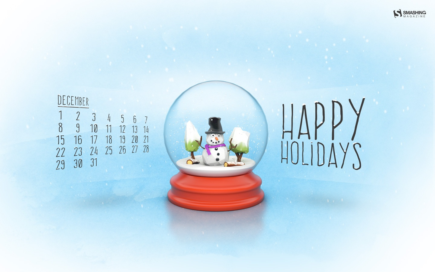 In January Calendar Wallpaper 51184
