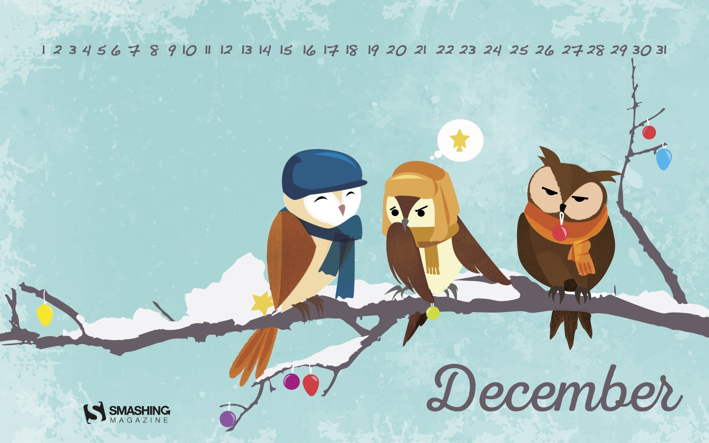 In January Calendar Wallpaper 51186