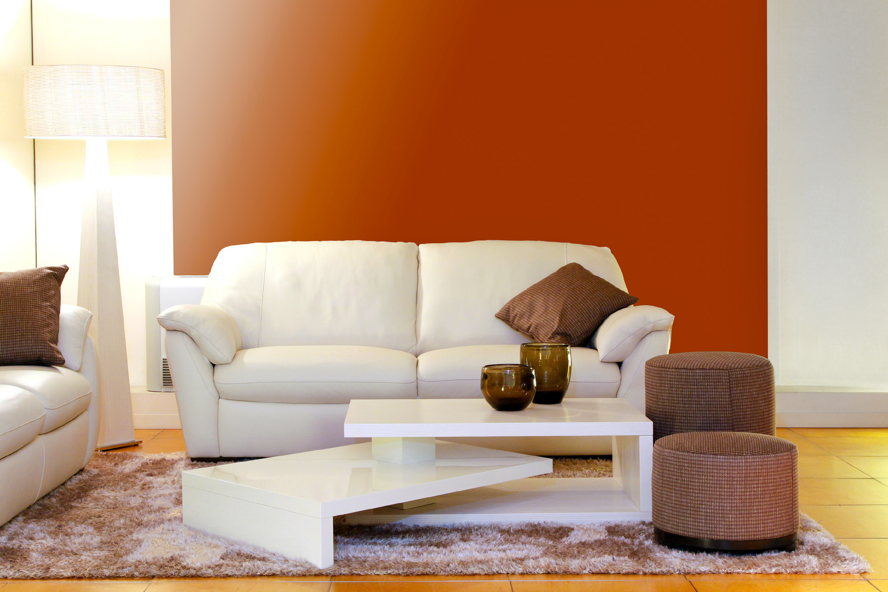 Sofa floor lamp with creative coffee table 51269