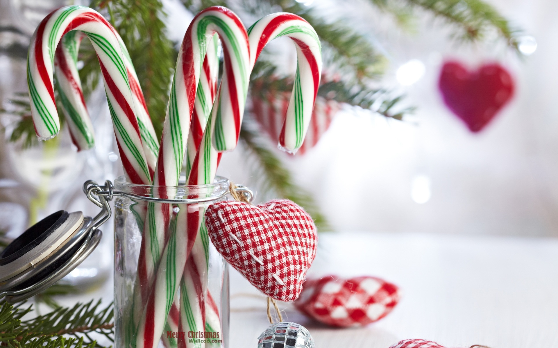 Christmas decoration theme wallpaper 51318