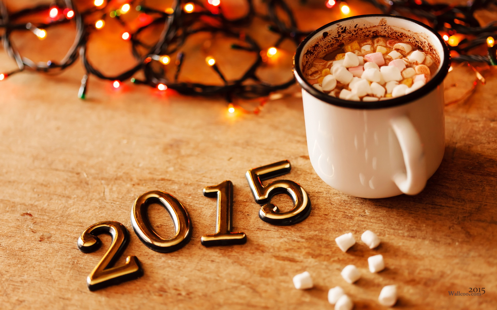 New Year theme wallpaper 51347