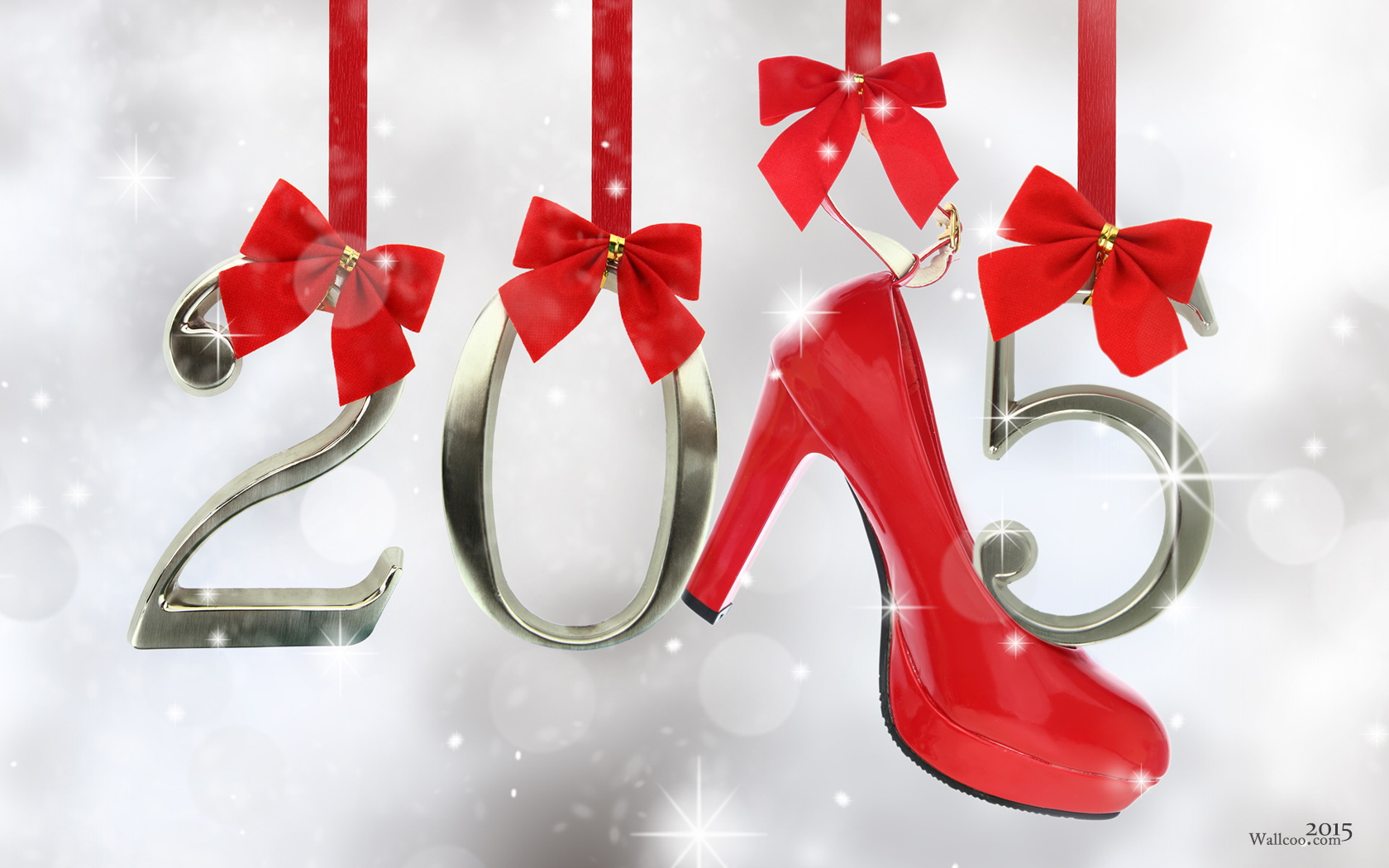 New Year theme wallpaper 51368