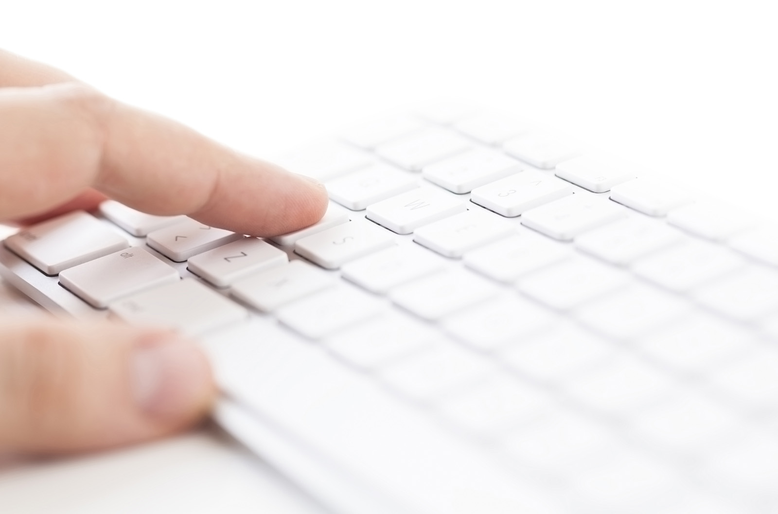 Typing on the keyboard 51522
