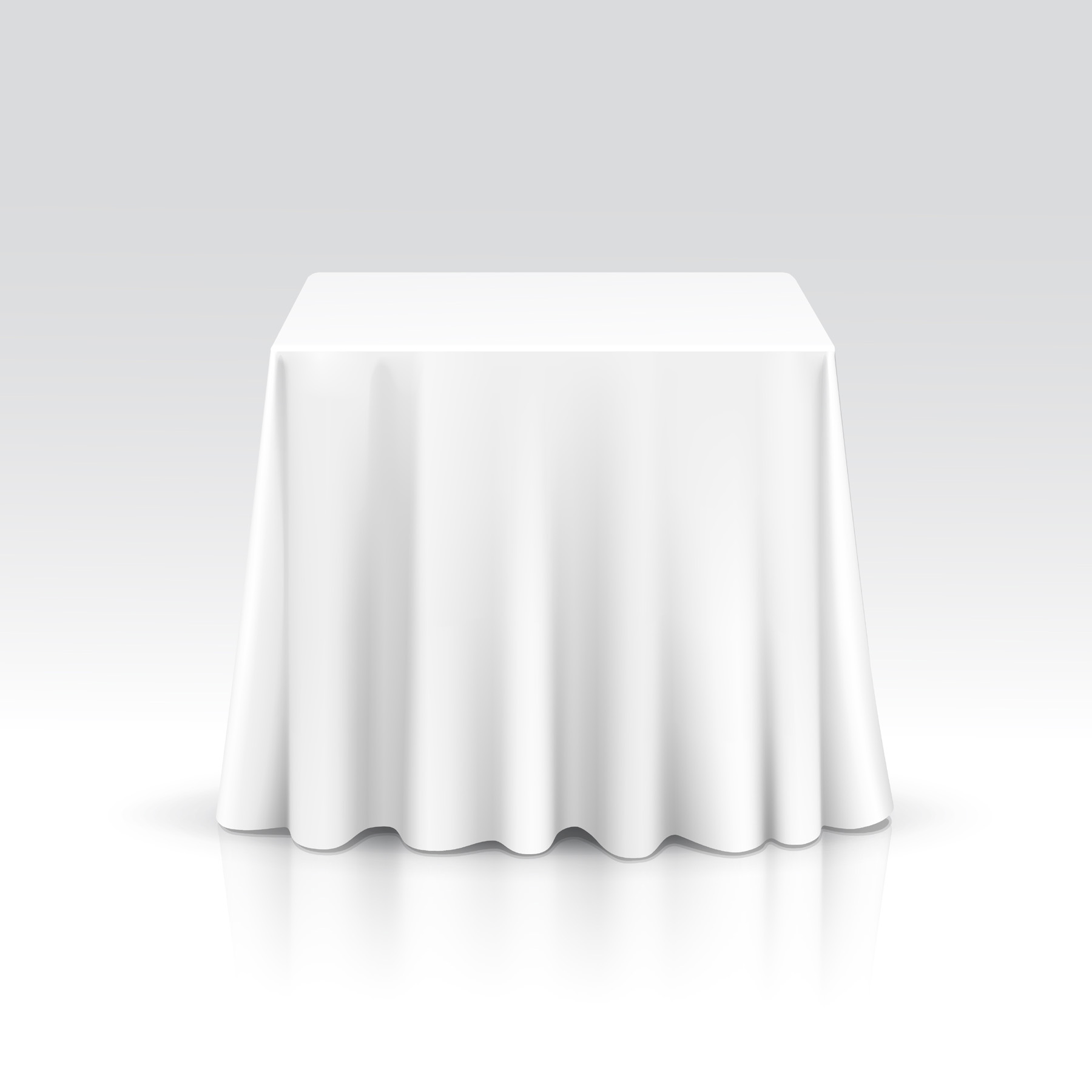 Silk tablecloth 51548