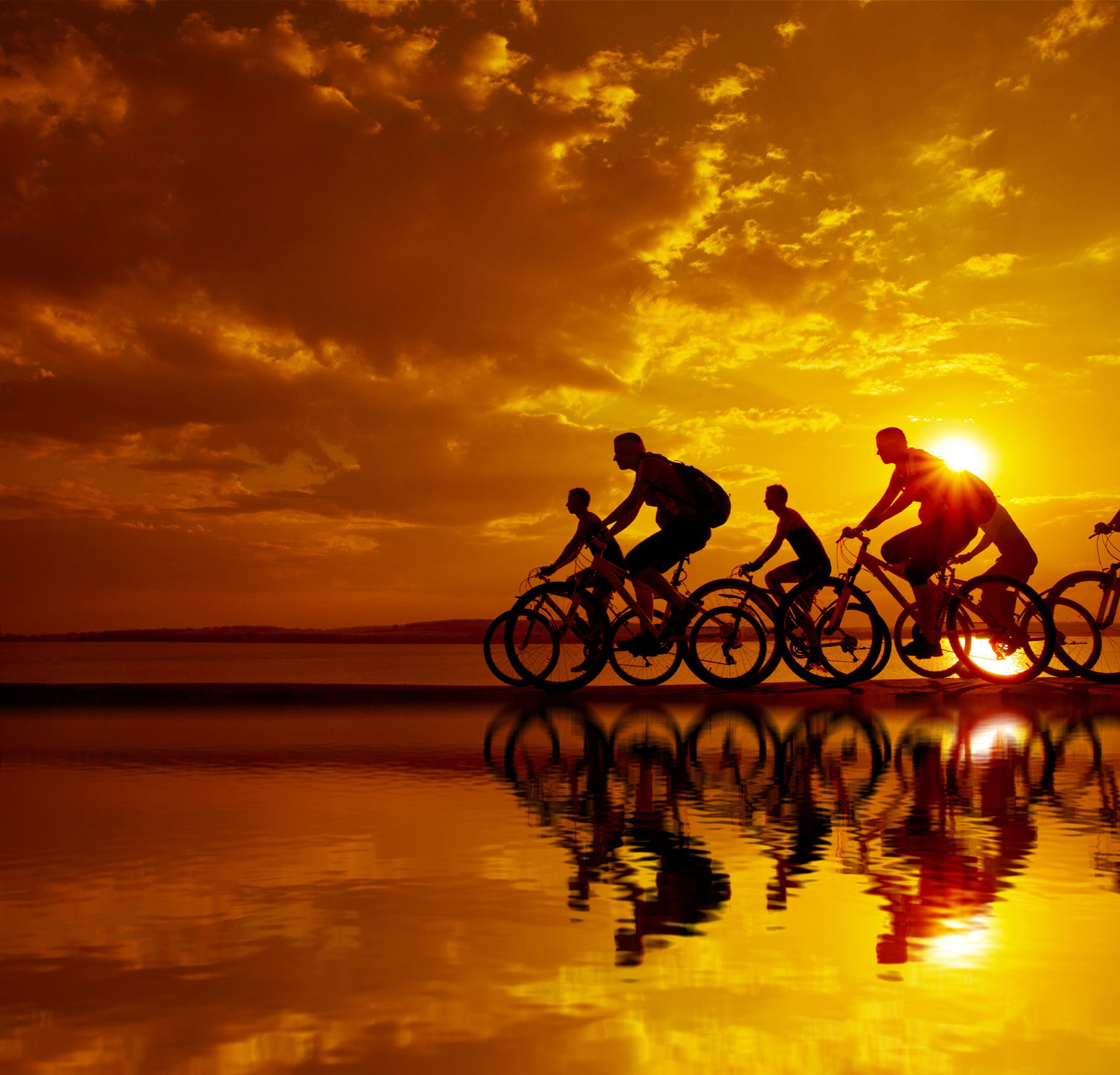 Sunrise cycling team 51579