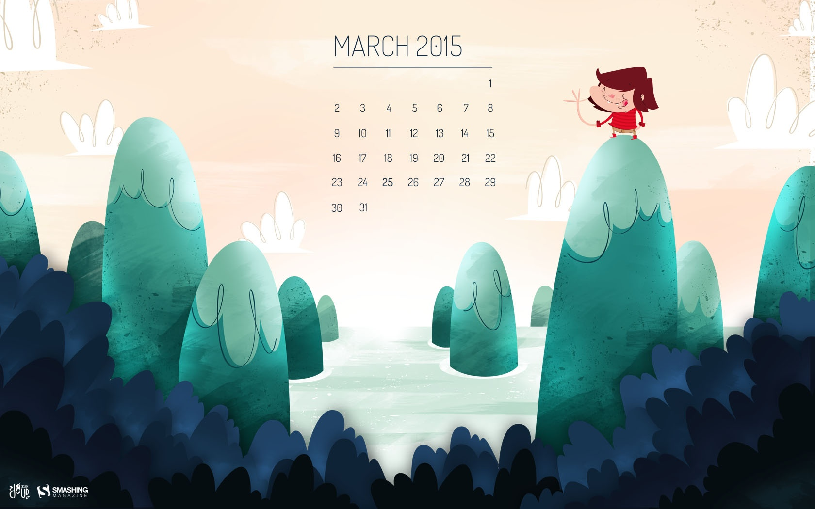 Month year calendar wallpapers 51588
