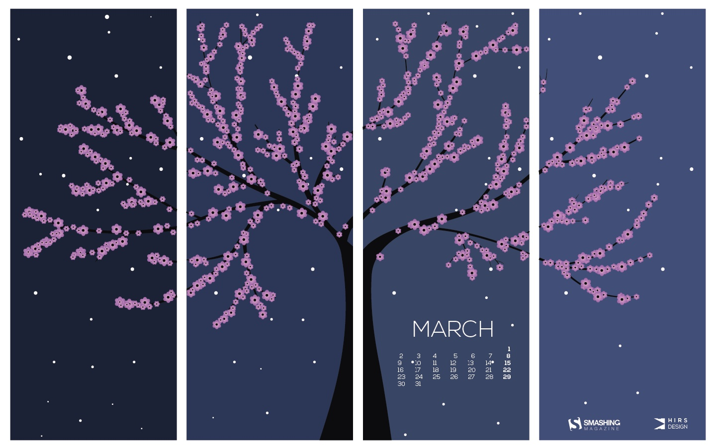 Month year calendar wallpapers 51607