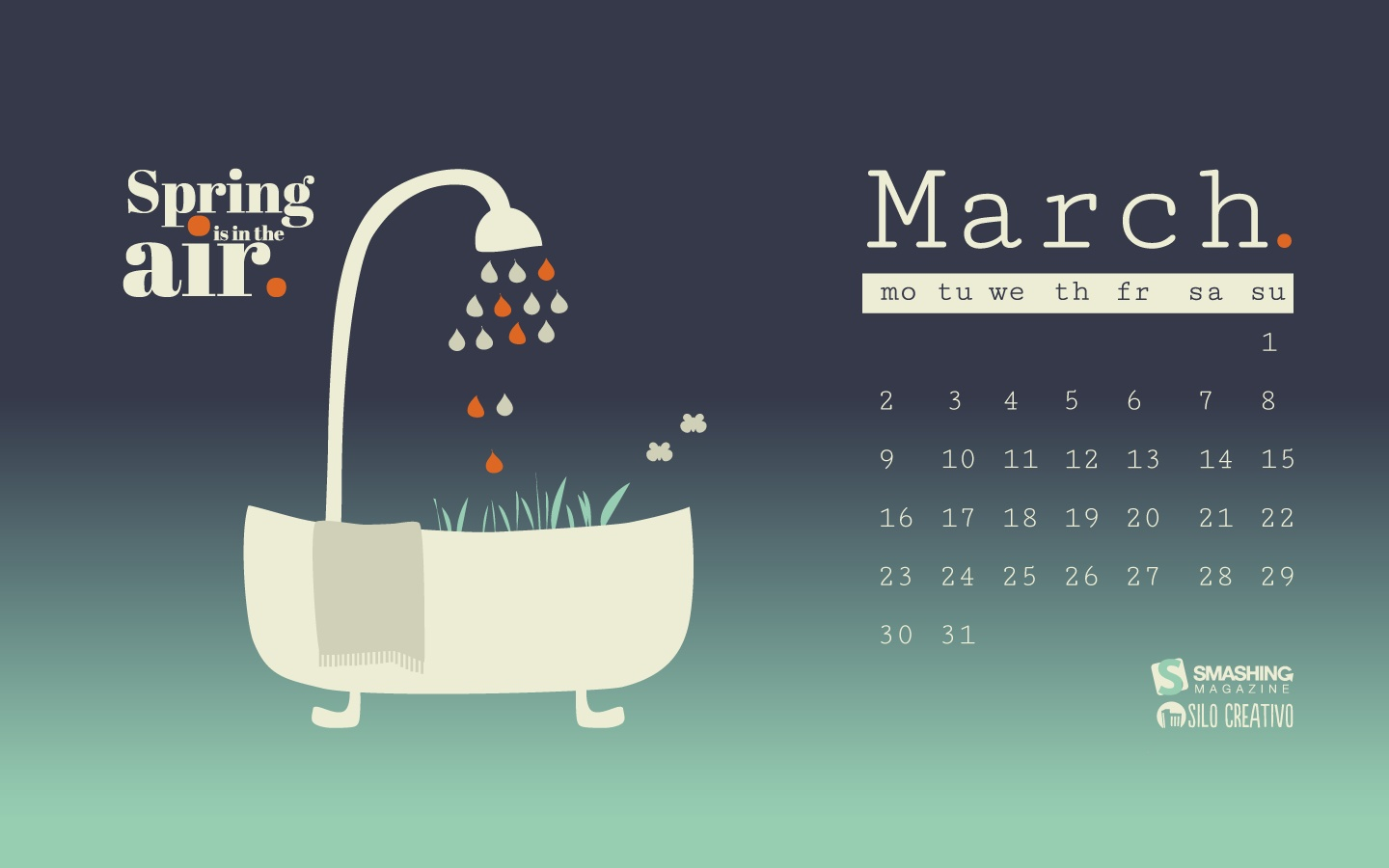 Month year calendar wallpapers 51612