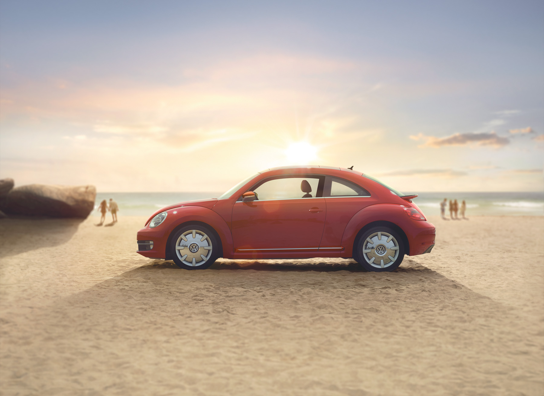 Popular Red beetle 51802