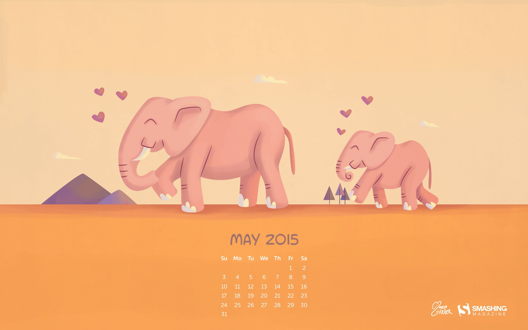 Month year calendar wallpapers 51871