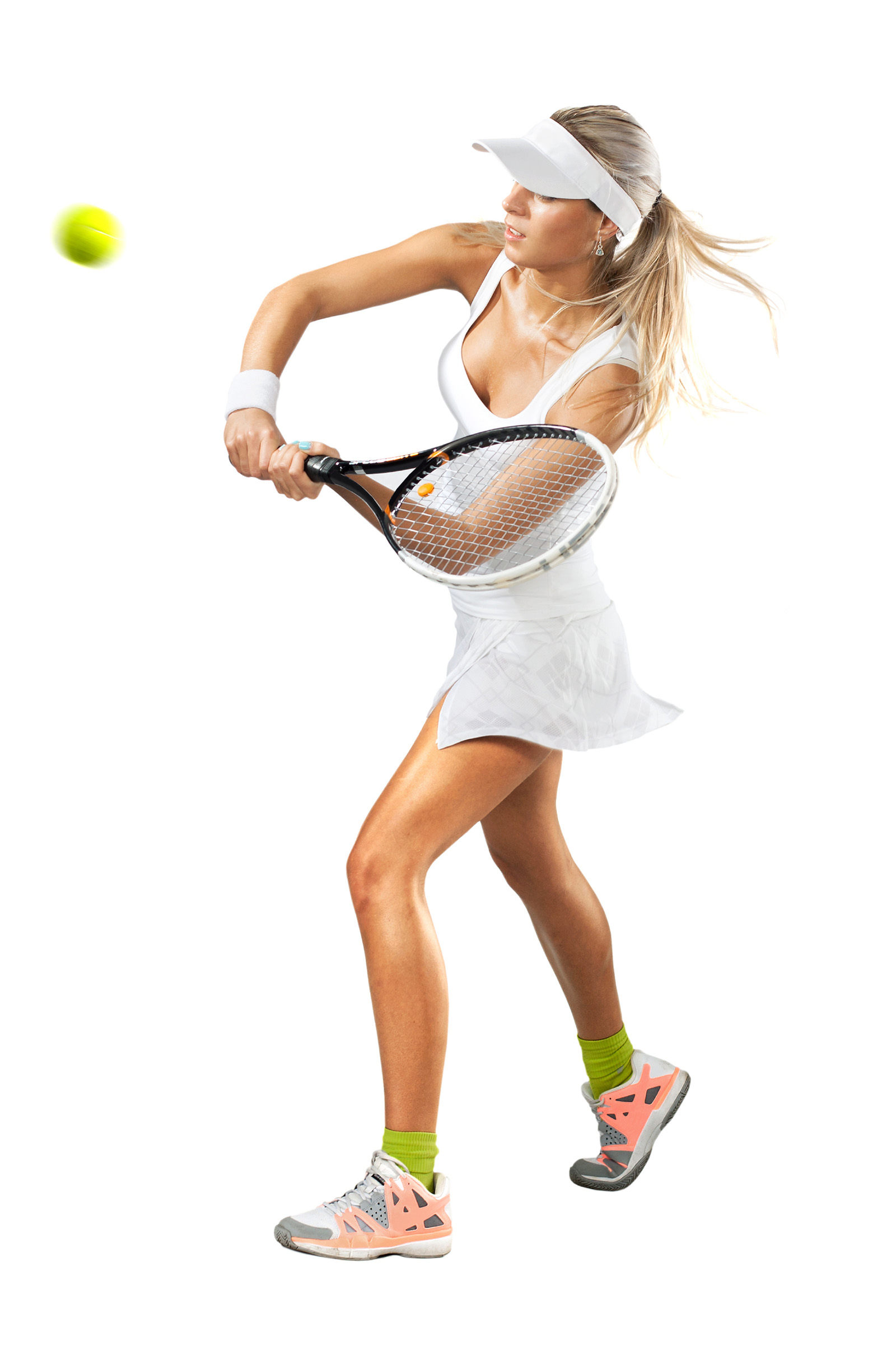 Tennis sports beauty figure 51934