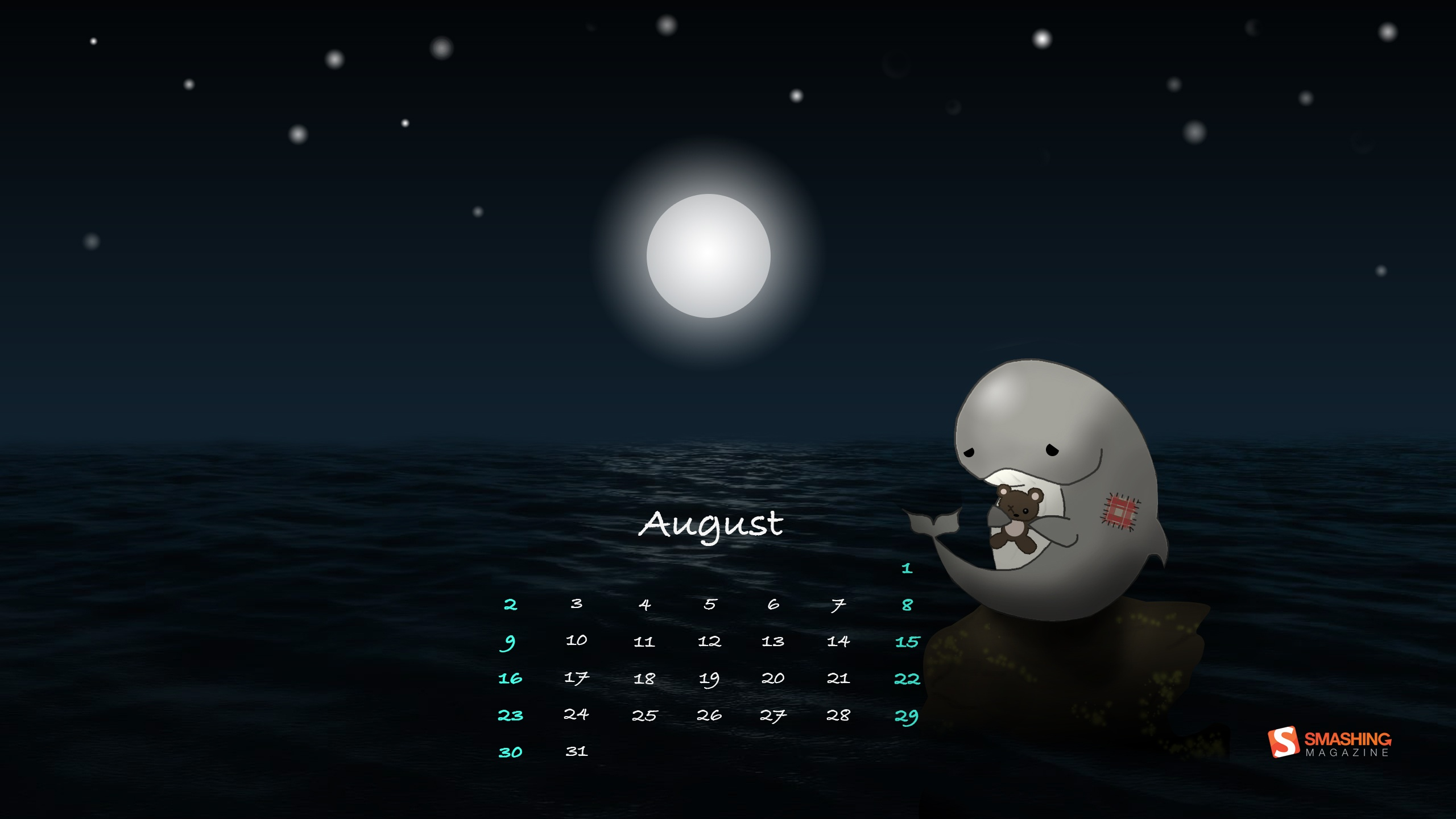 Month year calendar wallpapers 52228
