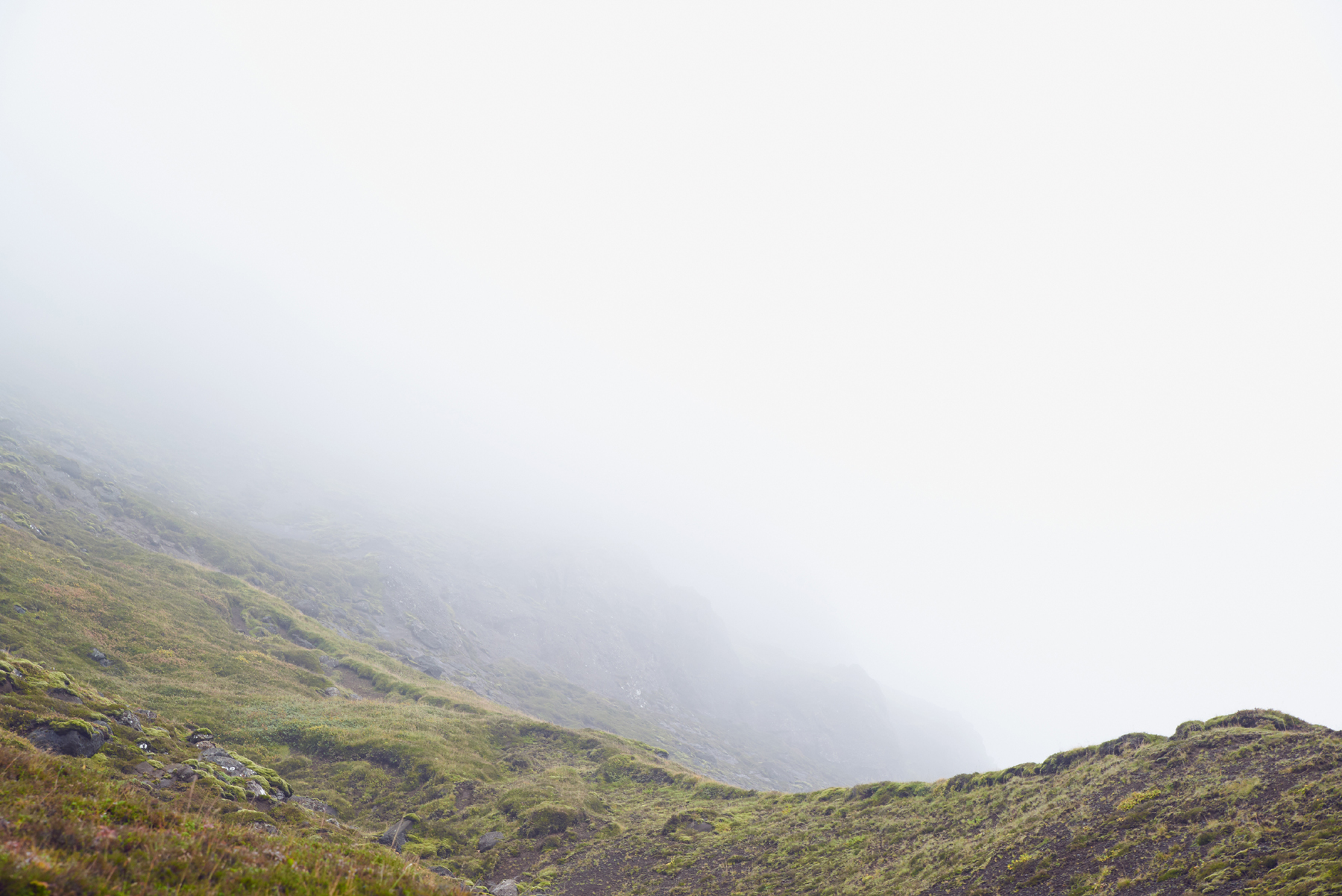 Mist and fog in the mountains 52247