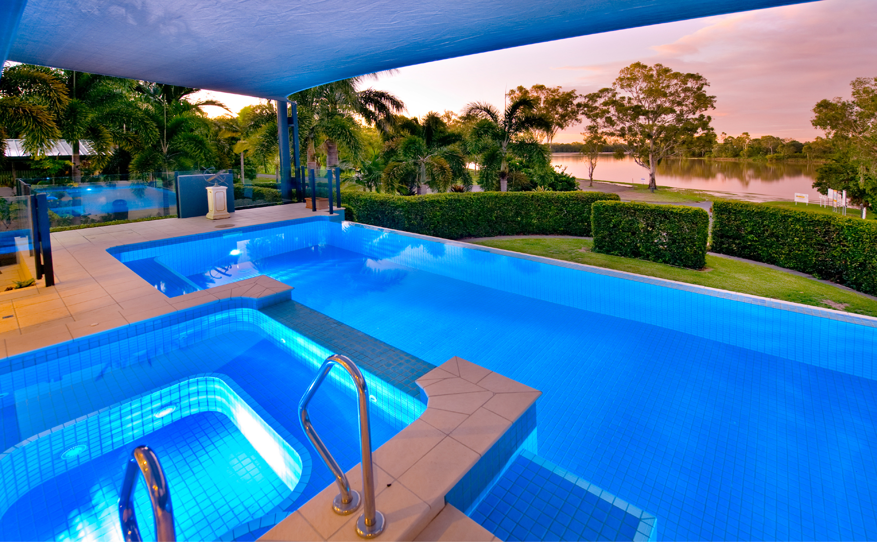 Luxury pool with beautiful views 52319