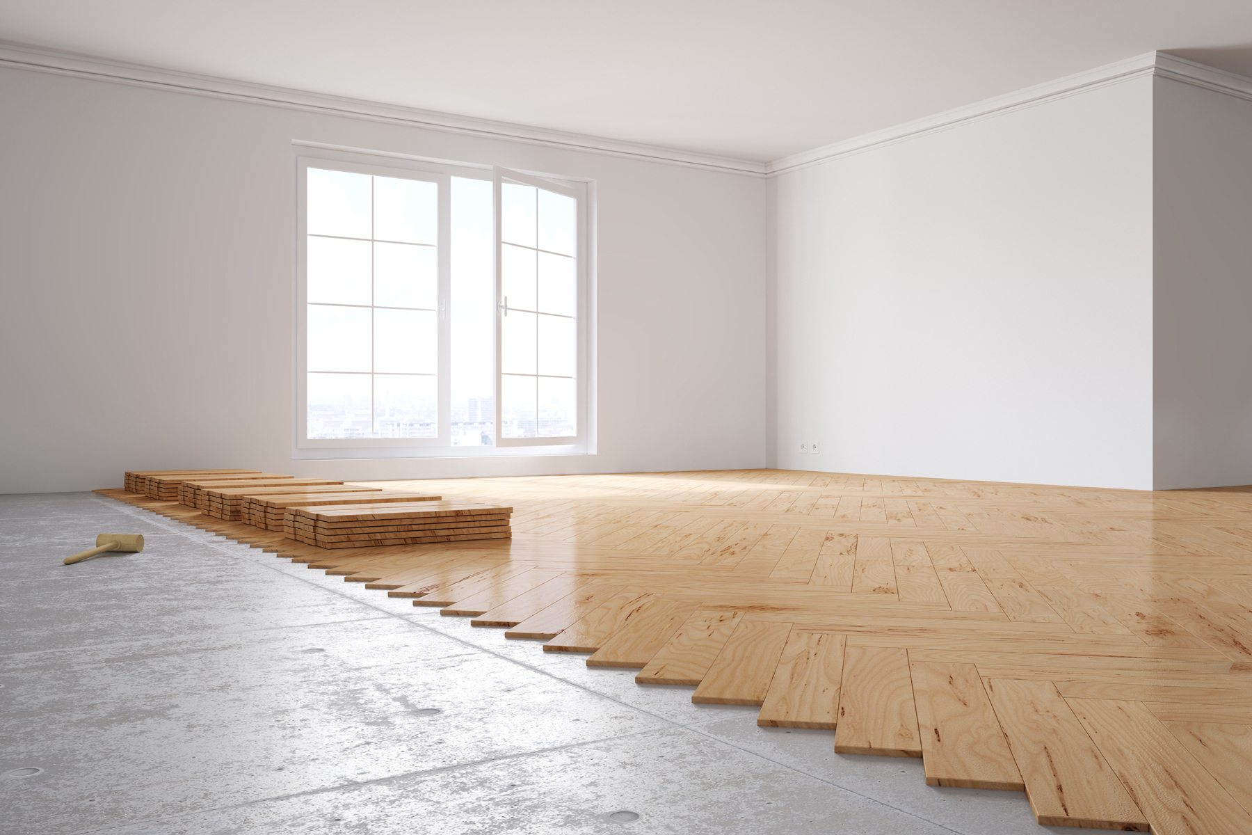 Wooden Floor Installation Services Melbourne
